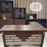 Standard Quality Executive Office Table | Furniture for sale in Lagos State, Oshodi-Isolo
