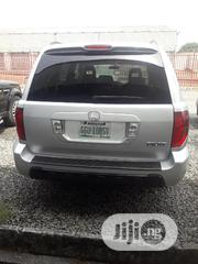 Honda Pilot 2006 LX 4x4 (3.5L 6cyl 5A) Silver | Cars for sale in Rivers State, Port-Harcourt