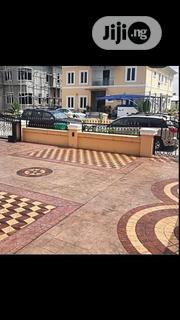 Concrete Stamped Floor | Building Materials for sale in Edo State, Benin City