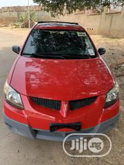 Pontiac Vibe 2004 Automatic Red | Cars for sale in Abuja (FCT) State, Wuse 2