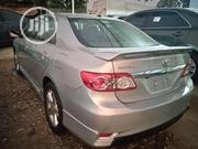 Toyota Corolla 2013 S 5-Speed Silver | Cars for sale in Abuja (FCT) State, Garki 2