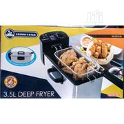 Master Chef Deep Fryer 3.5 Ltrs | Kitchen Appliances for sale in Lagos State, Lagos Mainland