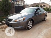 Honda Accord 2008 3.5 EX-L Automatic Gray | Cars for sale in Lagos State, Agege