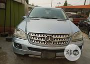 Mercedes-Benz M Class 2008 Blue | Cars for sale in Lagos State, Ikeja