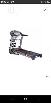 2hp Treadmill With Massager and Usb   Sports Equipment for sale in Lagos State, Badagry