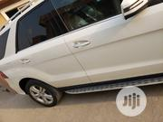 Mercedes-Benz M Class 2013 White | Cars for sale in Lagos State, Amuwo-Odofin