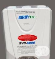 JORDY ELE 5KVA Servo Wall Mount Voltage | Electrical Equipment for sale in Lagos State, Ikeja