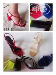 Ladies Heel Sandal. | Shoes for sale in Lagos State