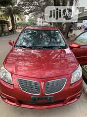 Pontiac Vibe 2006 AWD Red | Cars for sale in Lagos State, Ikoyi