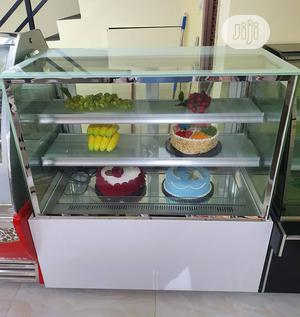 Standing Cake Display Chiller 4ft(Square Type)