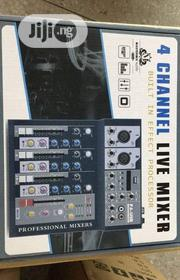 4channels Live Mixer | Audio & Music Equipment for sale in Lagos State, Ojo