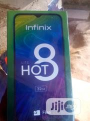 New Infinix Hot 8 Lite 32 GB Blue | Mobile Phones for sale in Abuja (FCT) State, Wuse