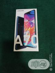 New Samsung Galaxy A70 128 GB Black | Mobile Phones for sale in Lagos State, Ikeja