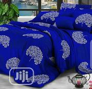 6x7 Bedsheet With 4 Pillow Cases | Home Accessories for sale in Lagos State, Ikeja