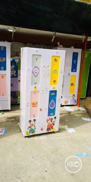 Kids Beautiful Wooden Wardrobe With Different Compartments   Children's Furniture for sale in Lagos State, Ojota