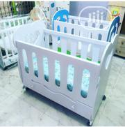Baby Quality Wooden Bed With Drawers For Storage.   Children's Furniture for sale in Lagos State, Ojota