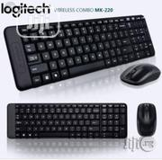 Logitech MK 220 Wireless Keyboard And Mouse Combo | Computer Accessories  for sale in Lagos State, Ikeja
