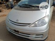 Toyota Previa 2002 Automatic Silver | Cars for sale in Ogun State, Ado-Odo/Ota