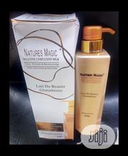 Natures Magic Maxitone Complexion Milk With Sunscreen Protector | Skin Care for sale in Lagos State, Ojo