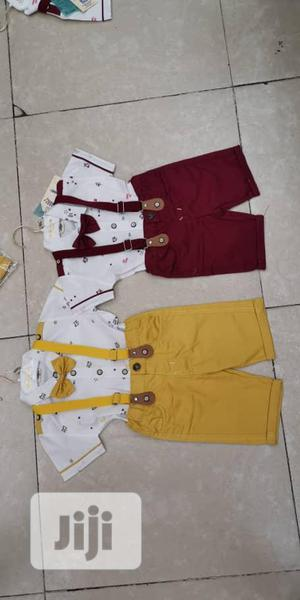 Kiddies Clothing For Your Baby Boy