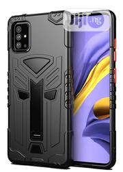 King Kong Defender Case For Samsung A71- Black.   Accessories for Mobile Phones & Tablets for sale in Lagos State, Ikeja