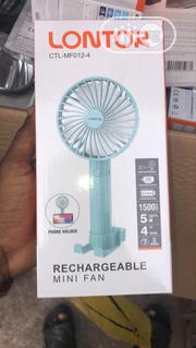 Mini Rechargeable Fan | Home Appliances for sale in Lagos State, Lagos Island