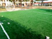 Synthetic Carpet Grass Installation For Mini School Field | Landscaping & Gardening Services for sale in Lagos State, Ikeja