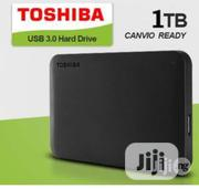 1 Terabyte Canvio Ready USB 3.0 External Hard Drive. | Computer Hardware for sale in Lagos State, Ikeja