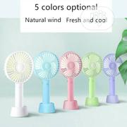 Handheld Rechargeable Fan | Home Accessories for sale in Lagos State, Ipaja