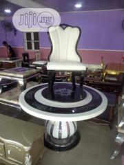 Round Royal Dinning Table With 6 Chairs | Furniture for sale in Lagos State, Ojo