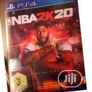 New 2K Games NBA 2K20 PS4 CD - Play Station 4 | Video Games for sale in Lagos State, Ikeja