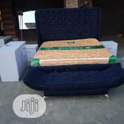 Upholstery Bed + Bed Frame | Furniture for sale in Lagos State, Ojo