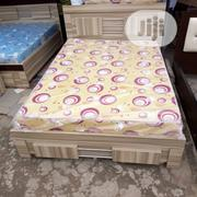 High Quality Bedframe+ Bed | Furniture for sale in Lagos State, Ojo