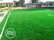 Fake Synthetic Grass For Kids Playground Park Installation | Landscaping & Gardening Services for sale in Lagos State, Ikeja