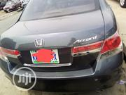 Honda Accord 2011 Coupe EX-L Gray | Cars for sale in Rivers State, Obio-Akpor