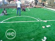 Installation Of Artificial Grass On Mini Football Pitch | Landscaping & Gardening Services for sale in Lagos State, Ikeja