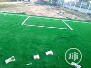 Installation Of Turf Green Grass On School Playing Ground | Landscaping & Gardening Services for sale in Lagos State, Ikeja