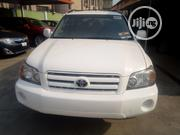 Toyota Highlander 2007 White | Cars for sale in Lagos State, Ikeja