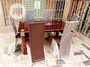 5fit Padded Dinning Table With 6 Chairs   Furniture for sale in Lagos State, Ifako-Ijaiye