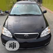 Toyota Corolla 2007 LE Black | Cars for sale in Lagos State, Lekki Phase 2