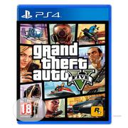 Gta V Ps4 Playstation 4 | Video Games for sale in Lagos State, Ikeja