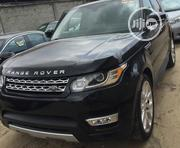 Land Rover Range Rover Sport 2014 Black | Cars for sale in Lagos State, Amuwo-Odofin