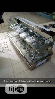 High Quality Industrial 5 Plate Food Warmer   Restaurant & Catering Equipment for sale in Lagos State, Ojo
