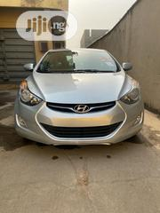 Hyundai Elantra 2013 Silver | Cars for sale in Lagos State