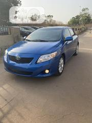 Toyota Corolla 2009 Blue | Cars for sale in Abuja (FCT) State, Central Business District