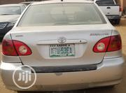 Toyota Corolla 2005 Sedan Automatic Silver | Cars for sale in Lagos State, Alimosho