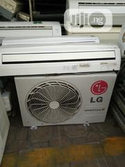 Uk Used 1.5hp LG Inverterairconditioner | Home Appliances for sale in Lagos State, Lagos Mainland