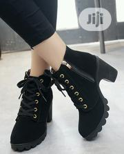 Ankle Suede Boot. | Shoes for sale in Lagos State, Lagos Island