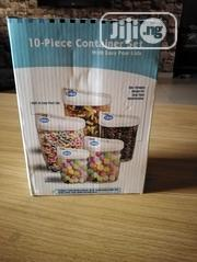Set of 5 Cereal Storage Container | Kitchen & Dining for sale in Lagos State, Kosofe