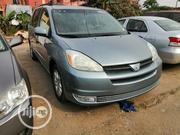 Toyota Sienna 2004 XLE FWD (3.3L V6 5A) Blue   Cars for sale in Lagos State, Amuwo-Odofin